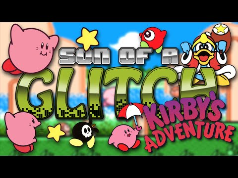 Kirby's Adventure Glitches - Son Of A Glitch - Episode 42