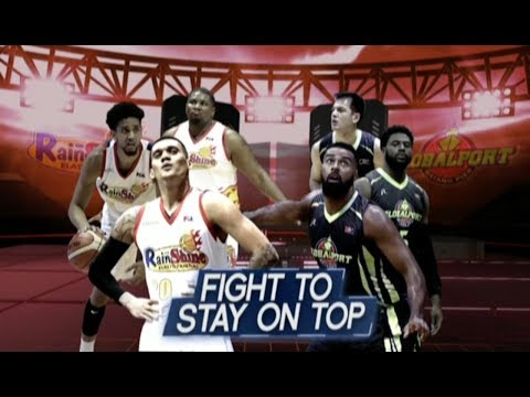 PBA COMMISSIONER'S CUP  2018 Highlights: ROS VS GLOBALPORT MAY 20, 2018