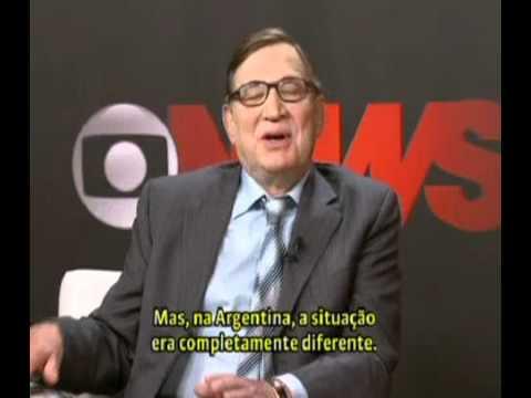 Historiador escreve biografia de Raúl Prebisch