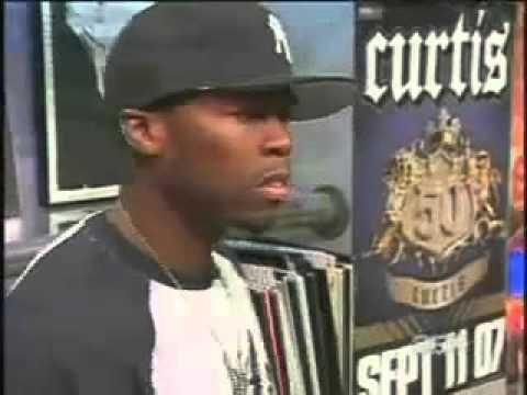 DJ Khaled dissing 50 Cent G UNIT GRODT on Rap City 2007