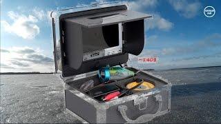 Подводная камера, может ли она заменить эхолот? Вилейка, 5.5 м.(Всегда ли подводная камера лучше