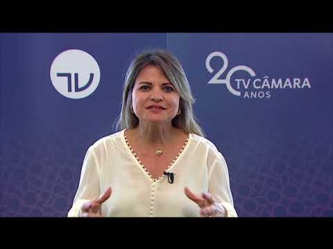 20 Anos TV Câmara: deputada Flavia Morais (PDT-GO)