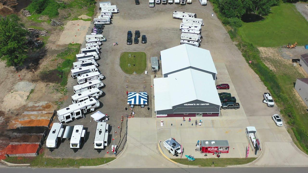 RV Storage in Newaygo, Muskegon, White Cloud, Sparta, Rockford, MI   Veurink's RV in Newaygo, MI