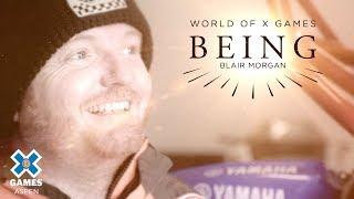 Being: Blair Morgan   X Games Aspen 2019