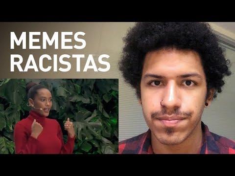 OS MEMES RACISTAS DA TAÍS ARAÚJO - Preconceito racial, social e lugar de fala - SpartakusVlog