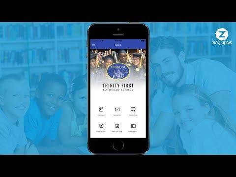 Trinity First Lutheran School App