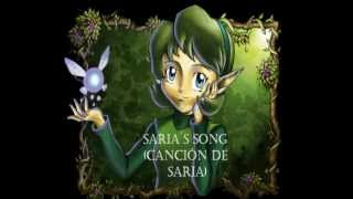 Zelda Ocarina of Time - Notas de Canciones
