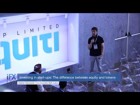 DAY 1 - KEYNOTE - THE DIFFERENCE BETWEEN EQUITY AND TOKENS IN INVESTING
