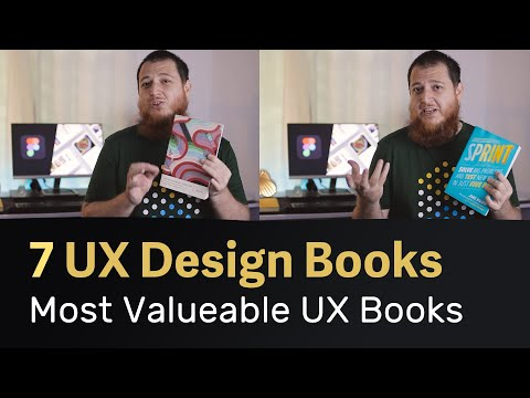 7 Best Books about UX Design - Most Valuable User Experience Books
