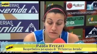 ABC TV. Destacada actuación de Paola Ferrari en España