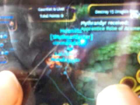Arcane Legends Gameplay Screen Hack