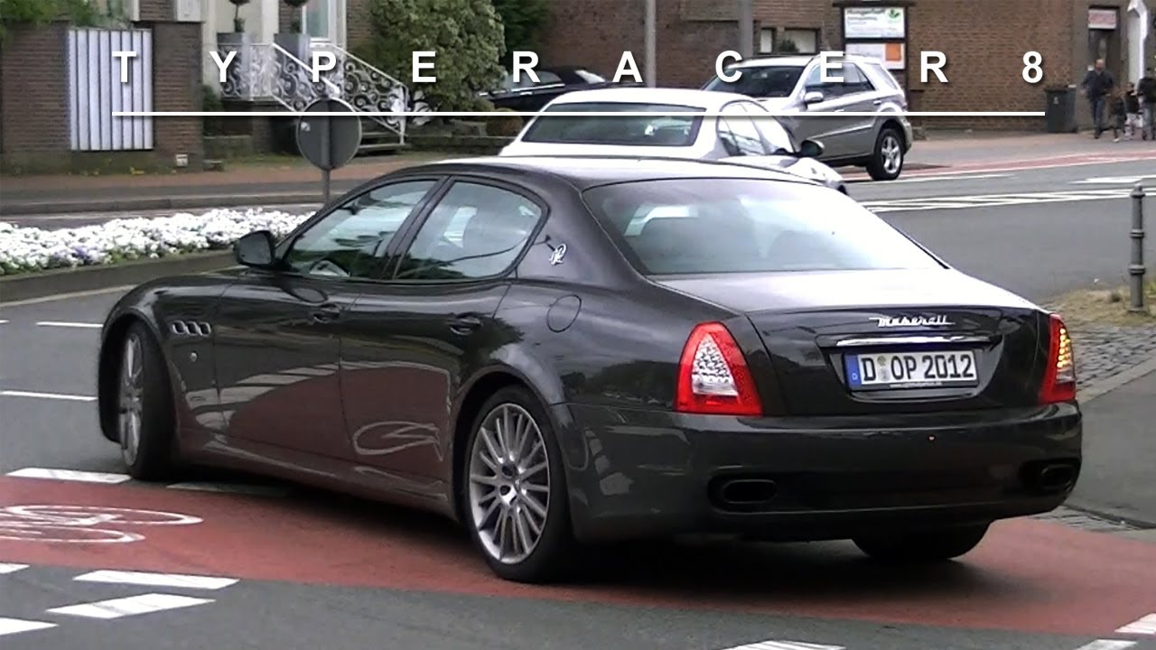 maserati quattroporte sport gt s sound 1080p hd youtube