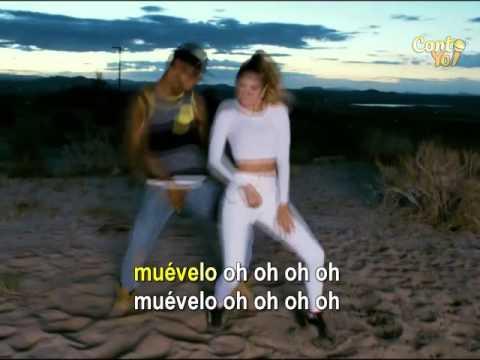 Sofia Reyes - Muévelo (Karaoke) | CantoYo