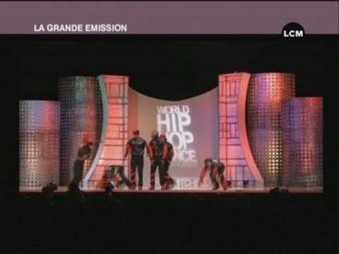 Aix-en-Provence: le hip-hop à l'honneur