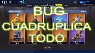 'NOUVEAU' CUADRUPLIC ALL STORE TO SAVE THE FORTNITE WORLD - NCY