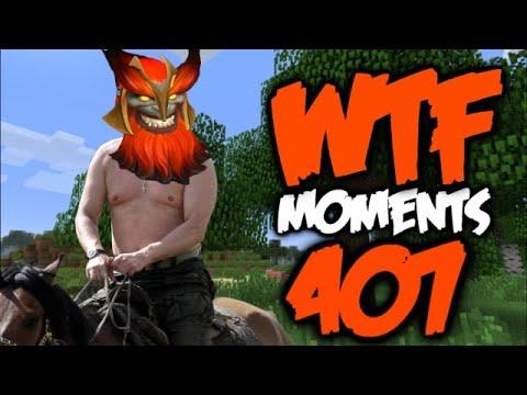 Dota 2 WTF Moments 407