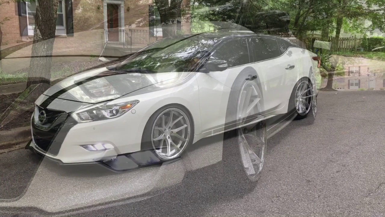 2017 Nissan Maxima Mod Review (June 2017)