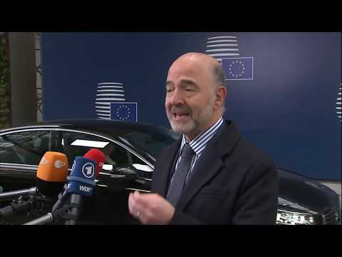 #TaxHavens - 'The EU is becoming a leader of tax governance in the world' Moscovici