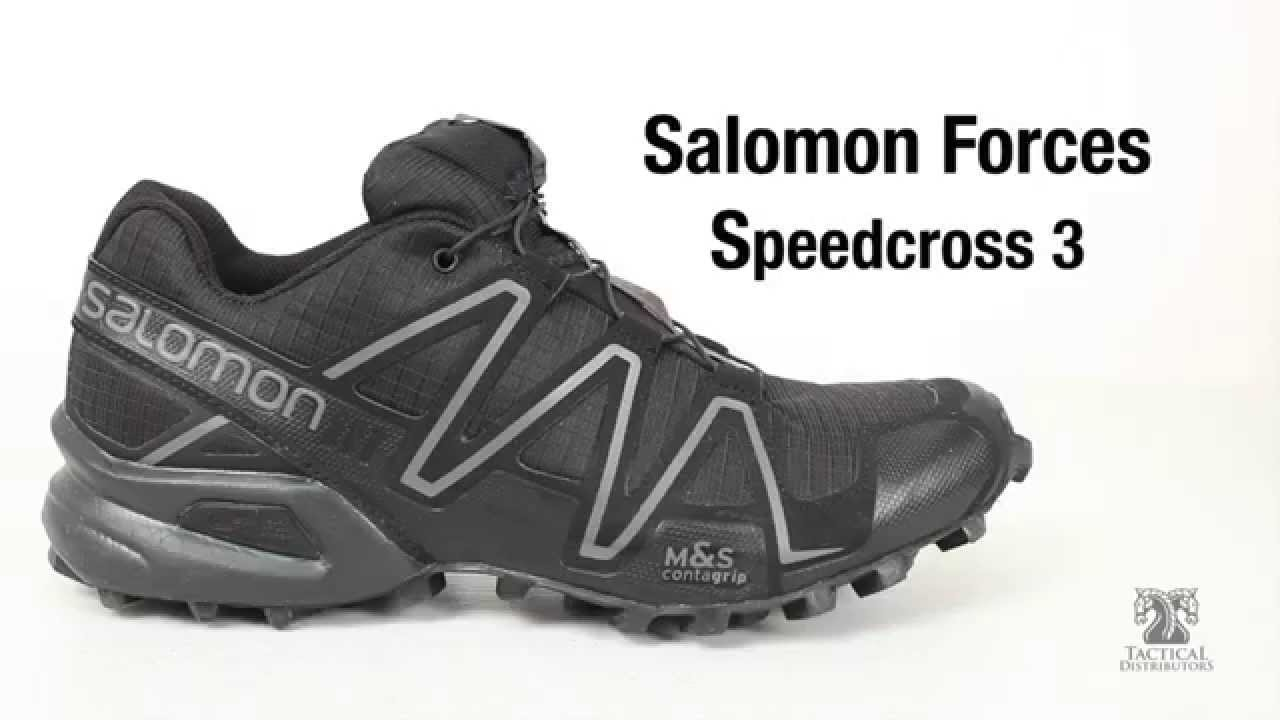 Salomon Forces Speedcross 3 Product Review