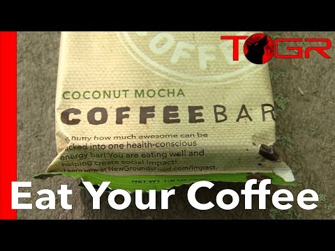 Eat Your Coffee - Viewer Product Showcase - Coffee Bars
