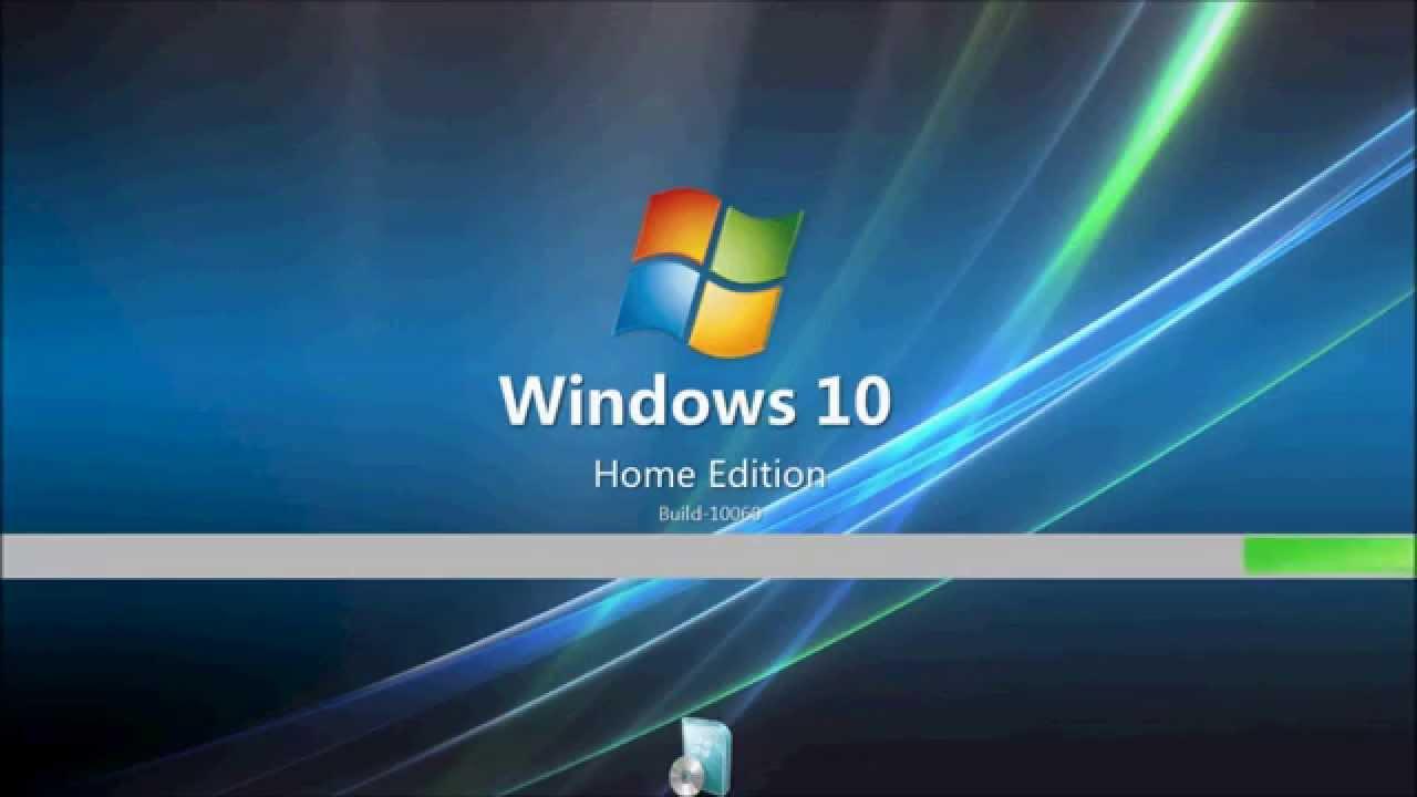 Windows 10 concept youtube for Microsoft win 10