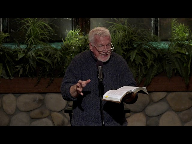The Concept Of Life - New Year's Eve 2018 - Luke 12 - Jon Courson