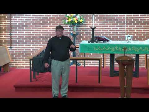 Pisgah Sunday Sermon - The Bread of Life - 8/8/2021