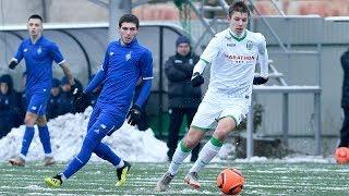Молодь. «Карпати» U-21 – «Динамо» U-21 – 1:4