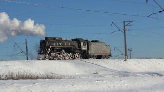 Паровоз Л-5248