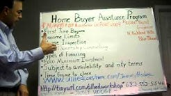 Home Buyer Assistance Program City of Fort Worth
