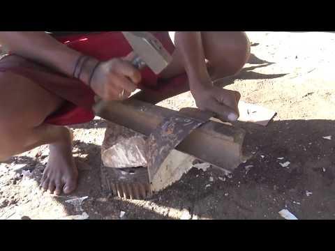 Artisanat du fatapera - Mahajanga, Majunga MADAGASCAR