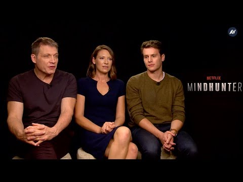 The Cast Of Mindhunter On Our Obsession With Serial Killers