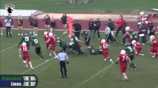 National Championship Final Stirling Clansmen vs Birmingham Lions