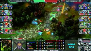 HTS3 Qualifiers WBSF - KNX vs DnG game 2