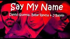 say my name music ringtone download