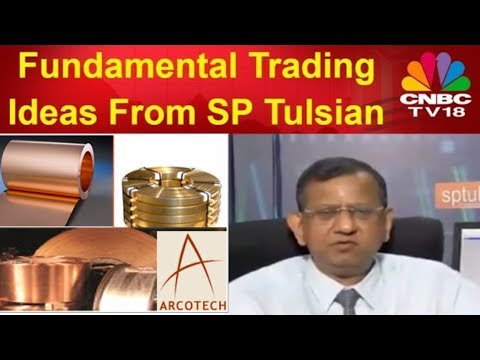 SP Tulsian Picks | Stock Trading Ideas | Buy ARCOTECH for Long Term Investment | CNBC TV18