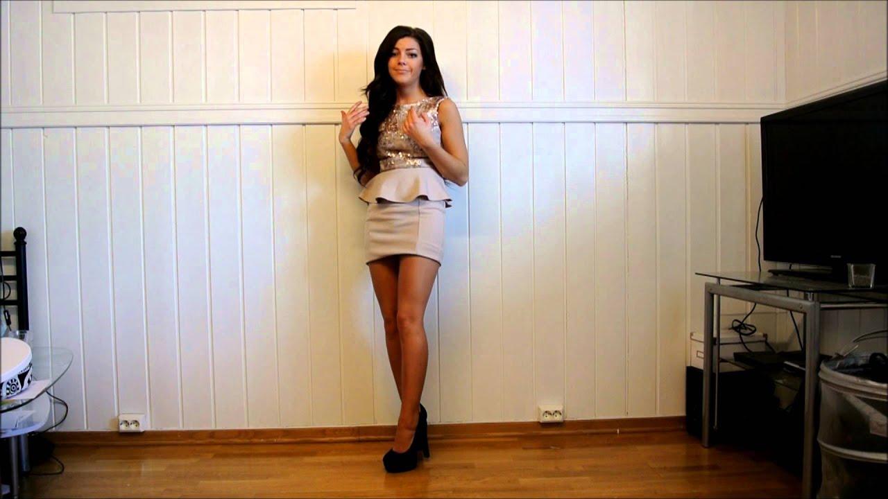 Hvordan gå på høye hæler - How to walk on high heels // www.stina.blogg.no