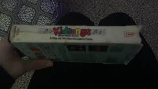 Opening to Kidsongs: A Day at Old MacDonald's Farm 1987 VHS (WRV Print, 1990 Reprint)