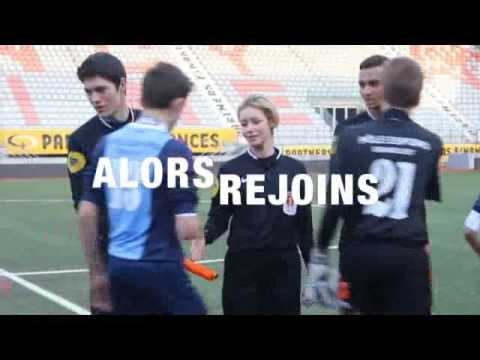 Rejoins une section sportive arbitrage