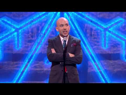 Tom Allen performing on The John Bishop Christmas Show - Monday 21st December, 9pm on BBC One