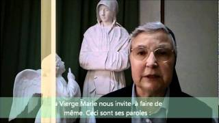 Le message de la Sainte Catherine Laboure