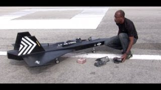 200 MPH custom built jet