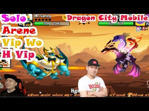 Dragon City Mobile 5 Star Arena & Fan Dragon City  Fast Food Island Completed 2019 😱 HNT Channel