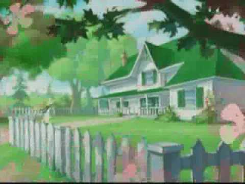 Dvd Preview Anne Journey To Green Gables Animated Youtube