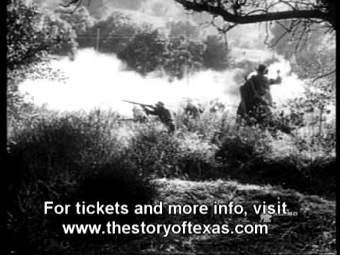 Invincible Czars - Martyrs of the Alamo - March 6, 2012 - TX State History Museum