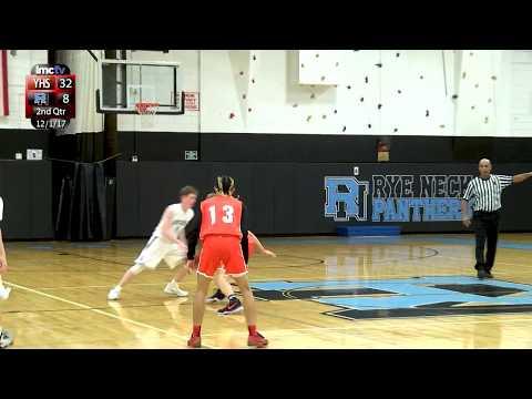 LMC Varsity Sports - Boys Basketball - Yonkers at Rye Neck - 12/1/17