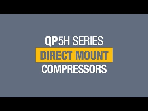 T/CCI Introduces New 5H Direct Mount Compressor