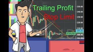 Bitmex - Stop Limit i Trailing Stop, czyli jak zarobić lub zarobić więcej
