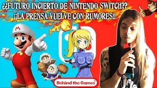 ¿¿FUTURO INCIERTO DE SWITCH?? ¡¡RUMORES DE LA PRENSA!! | BtG - Noticias - Nintendo Switch Mini