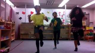 "One Love Jamaica Kids dance to ""Yu Dun Kno by Diana King feat GunJan"""